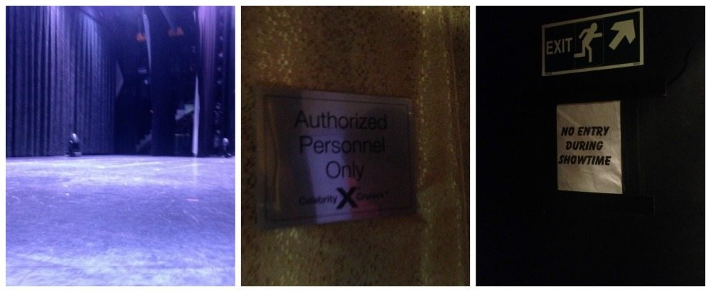 Authorized personnel only... that's us