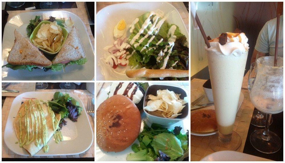 Bistro on Five meals and shakes