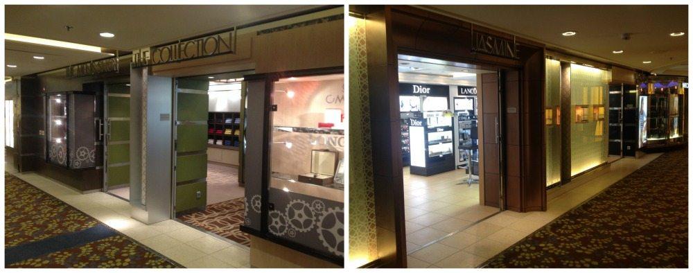 Boutique Shops on Celebrity Eclipse