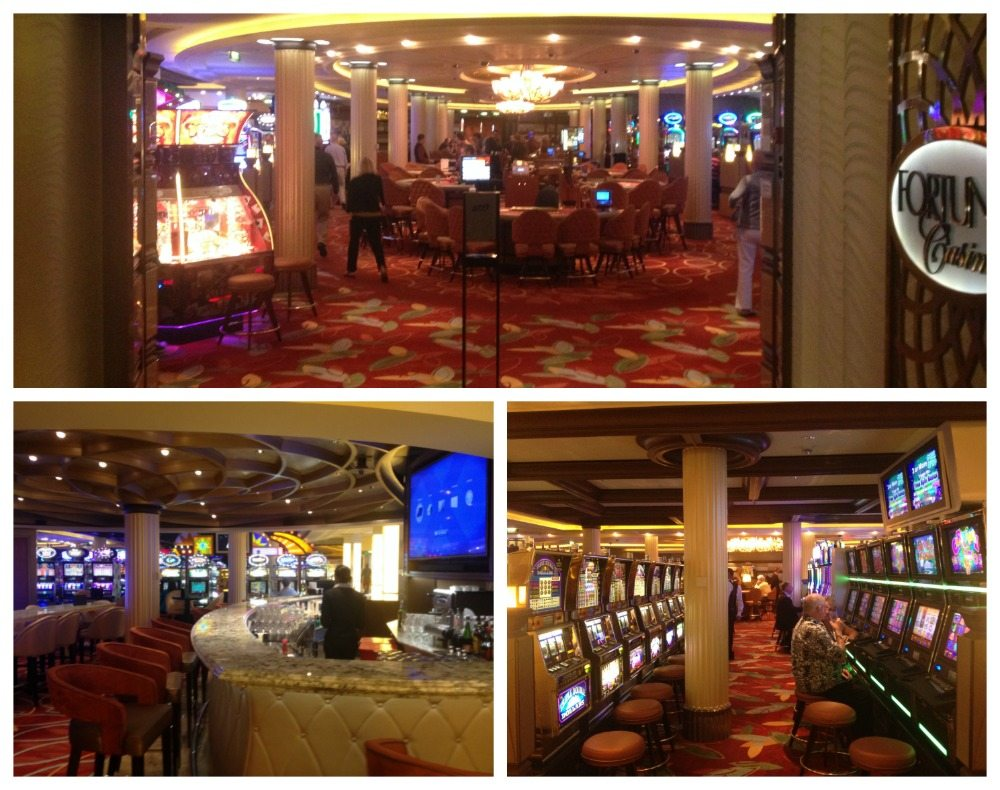 Fortunes Casino on Celebrity Eclipse