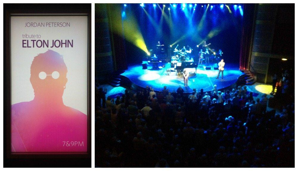 Jordan Peterson tribute to Elton John