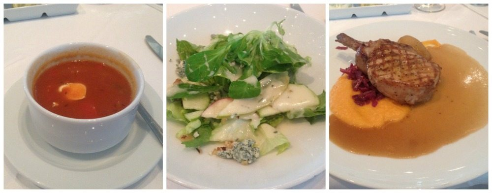 My starters and main course in the MDR