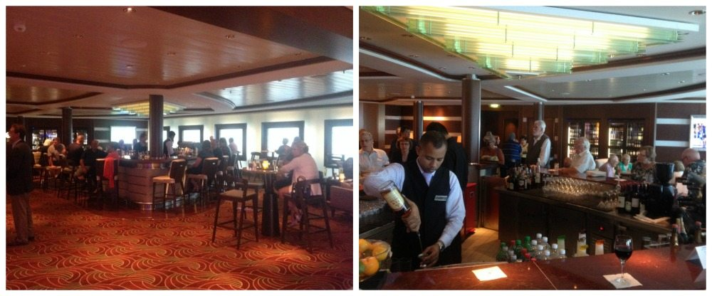 Passport Bar on Celebrity Eclipse
