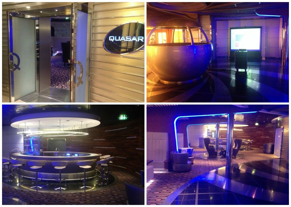 Quasar on Celebrity Eclipse