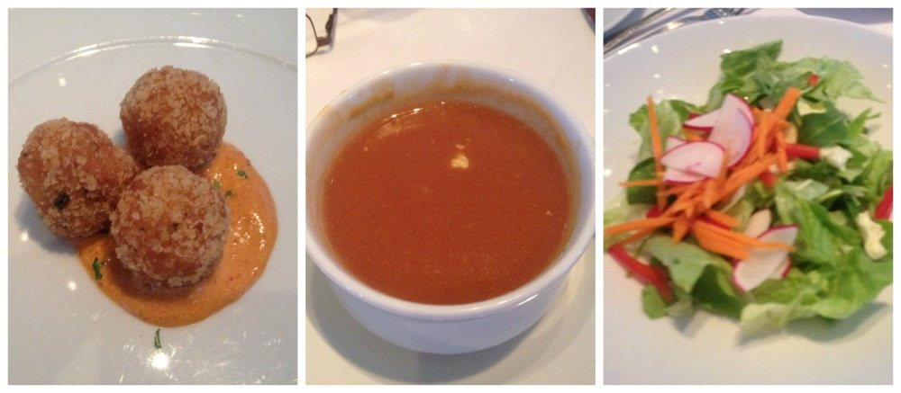 Selection of our starters