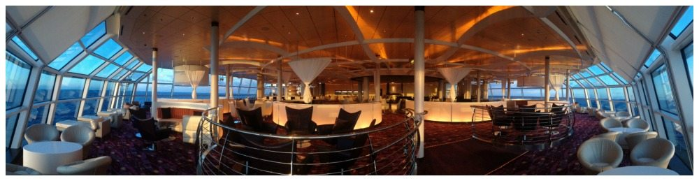 Sky Lounge on Celebrity Eclipse