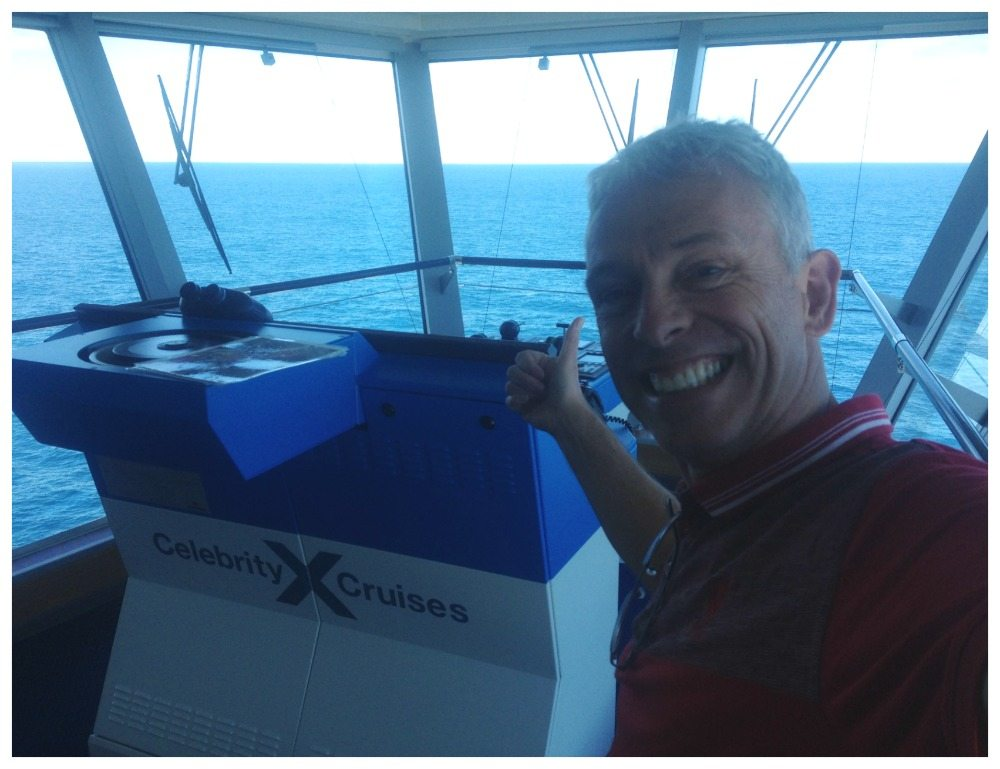 Welcome to the Bridge of the Celebrity Eclipse