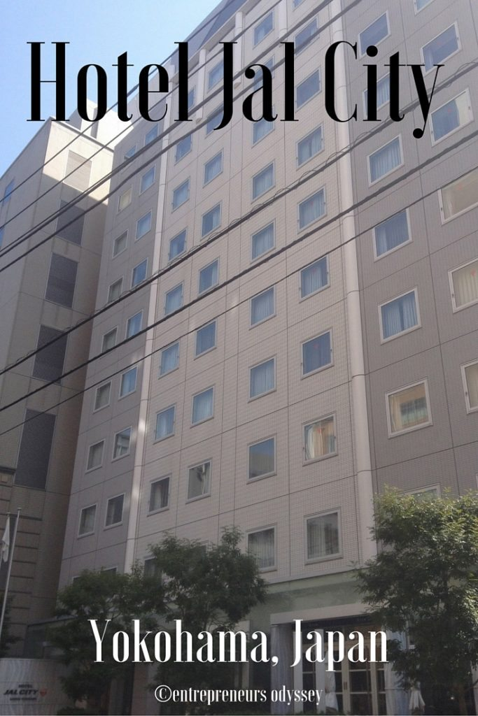 Hotel Jal City in Yokohama, Japan