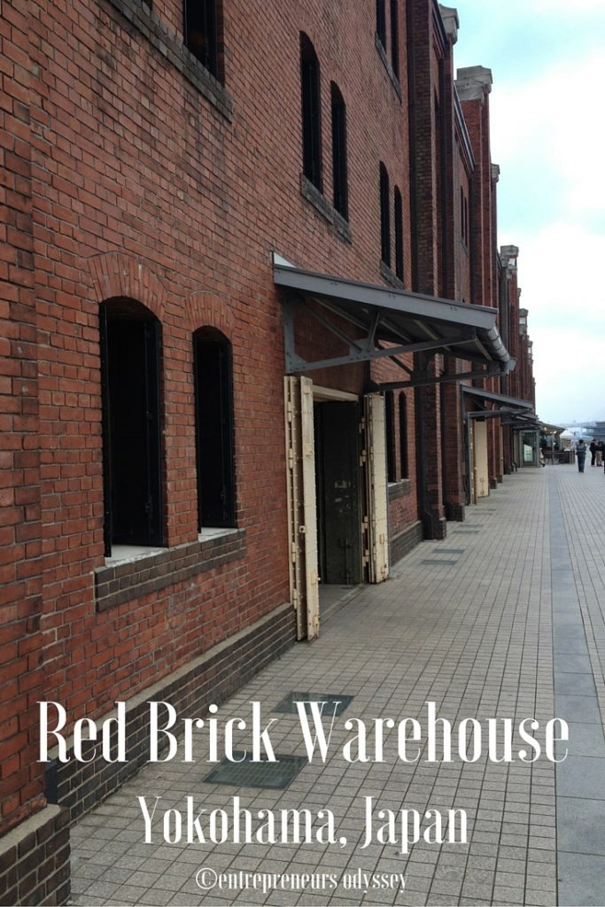 Red Brick Warehouse Yokohama, Japan