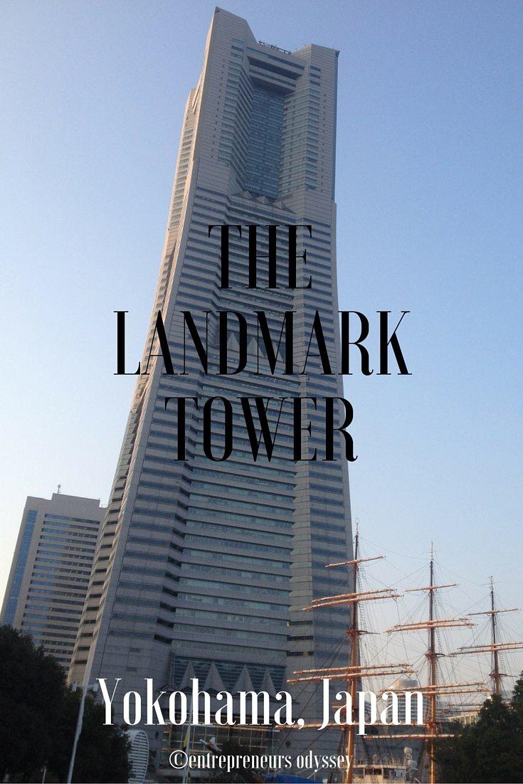 Visiting The Landmark Tower Amp Sky Garden In Yokohama Japan Entrepreneur S Odyssey