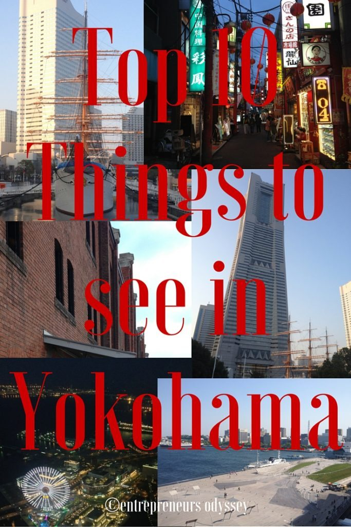 Top 10 things to see in Yokohama (1)