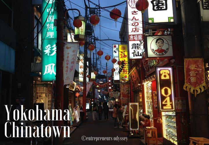 Yokohama Chinatown, Japan
