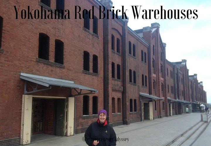 Yokohama Red Brick Warehouse in, Japan