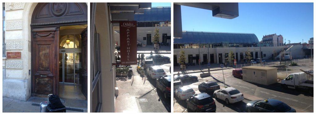 Appart Hotel Odalys in Montpellier