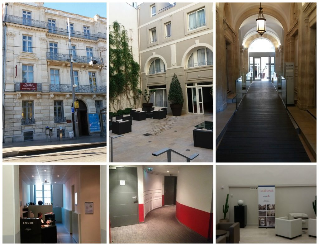 Appart Hotel Odalys in Montpellier