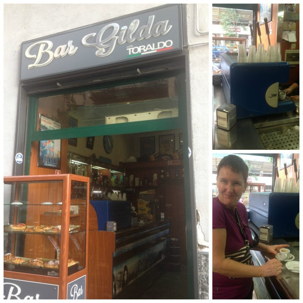 Bar Gilda in Napoli
