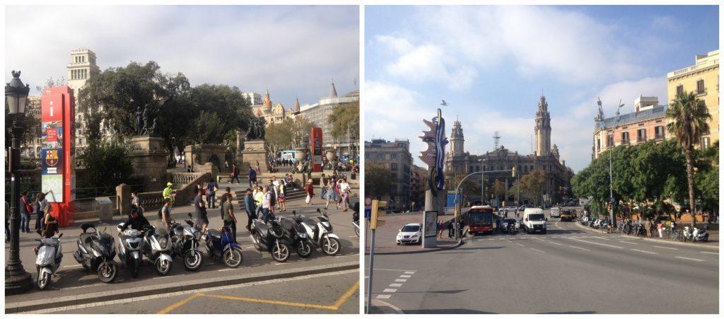 Barcelona hop on hop off tour#3