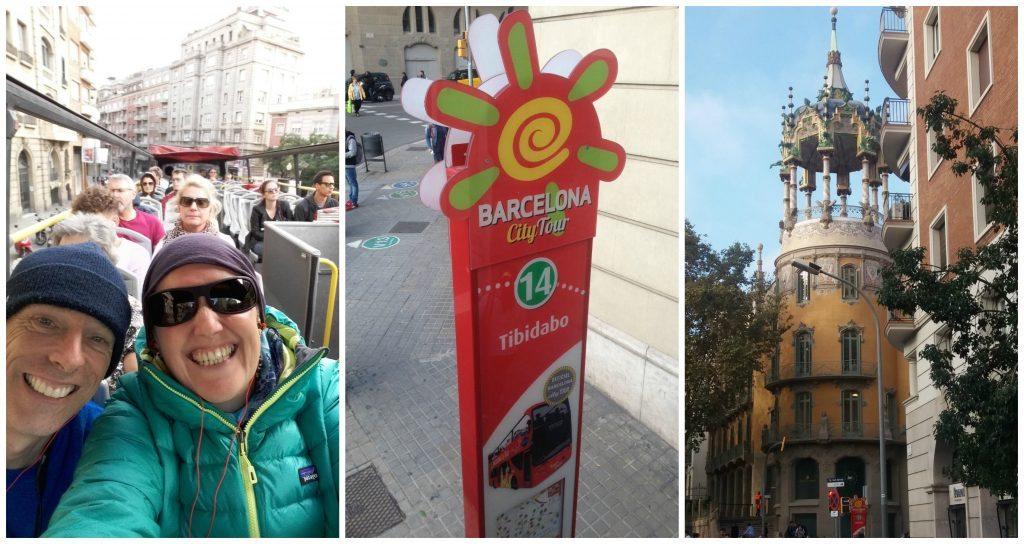 Barcelona hop on hop off tour#9