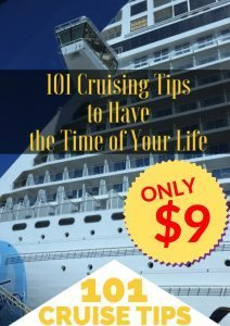 101 cruising tips eBook only $9