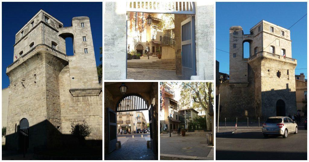 Square de la Babote in Montpellier
