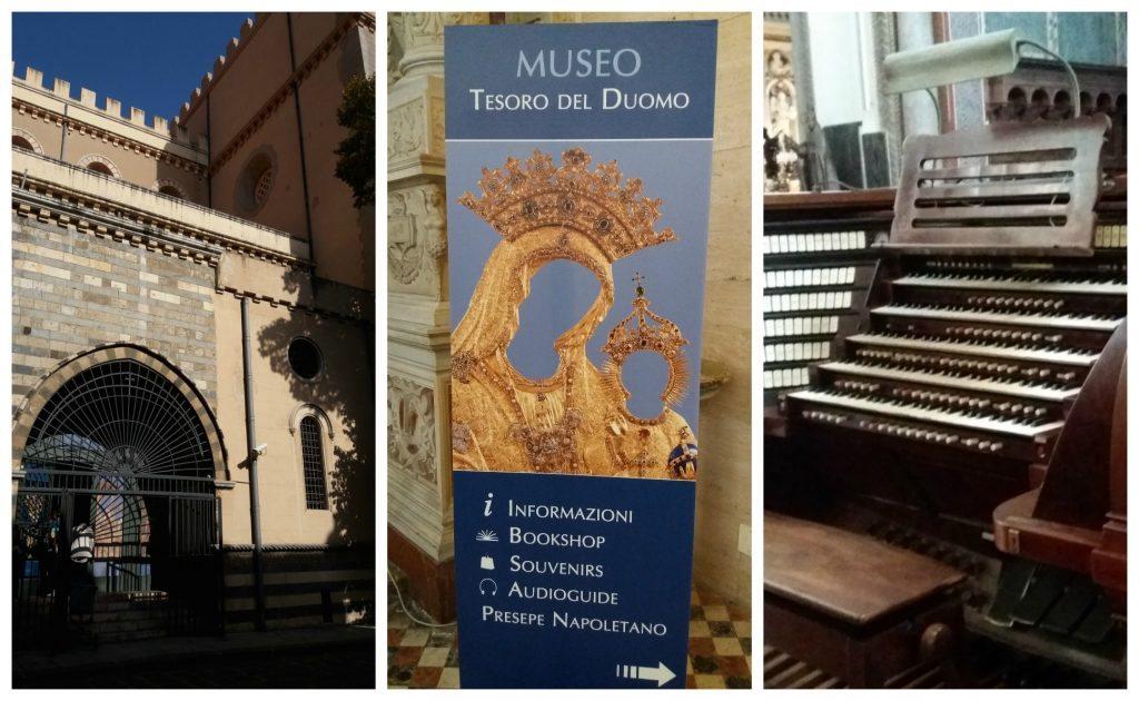 The Museo Tesoro del Duomo