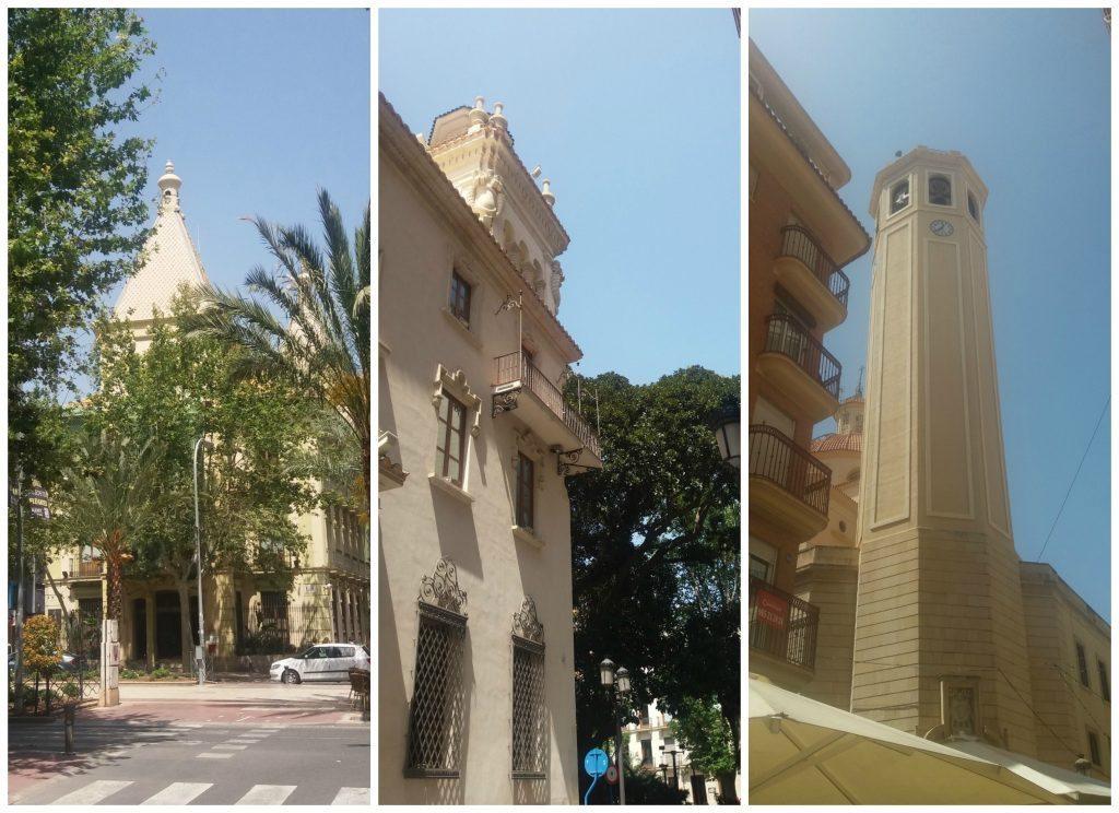 Alicante architecture