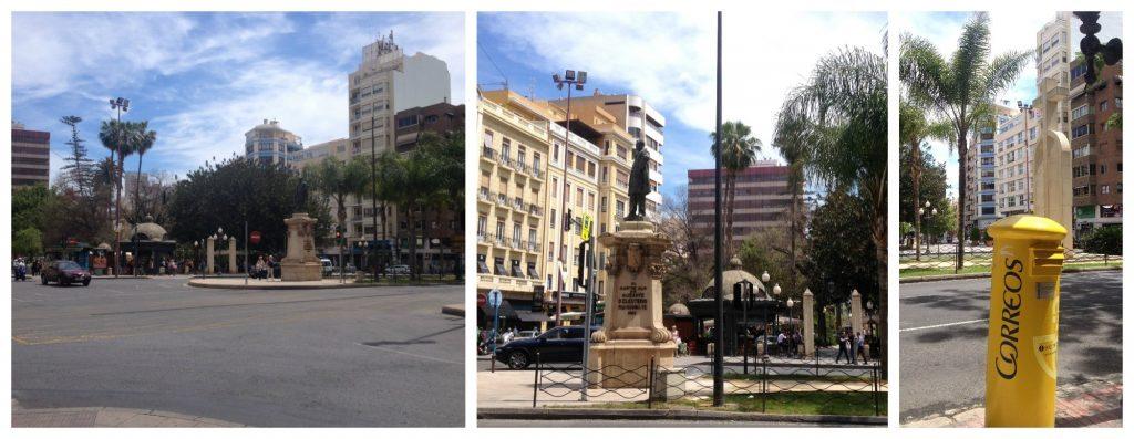 Alicante center