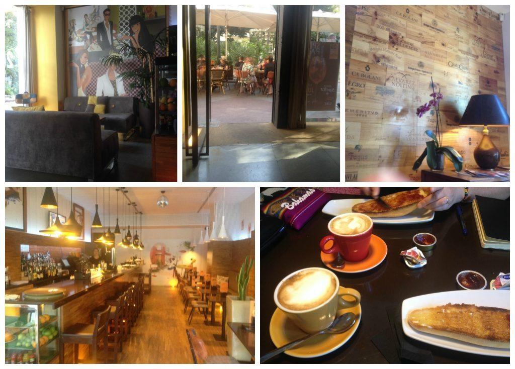 Cafe 26 in Alicante