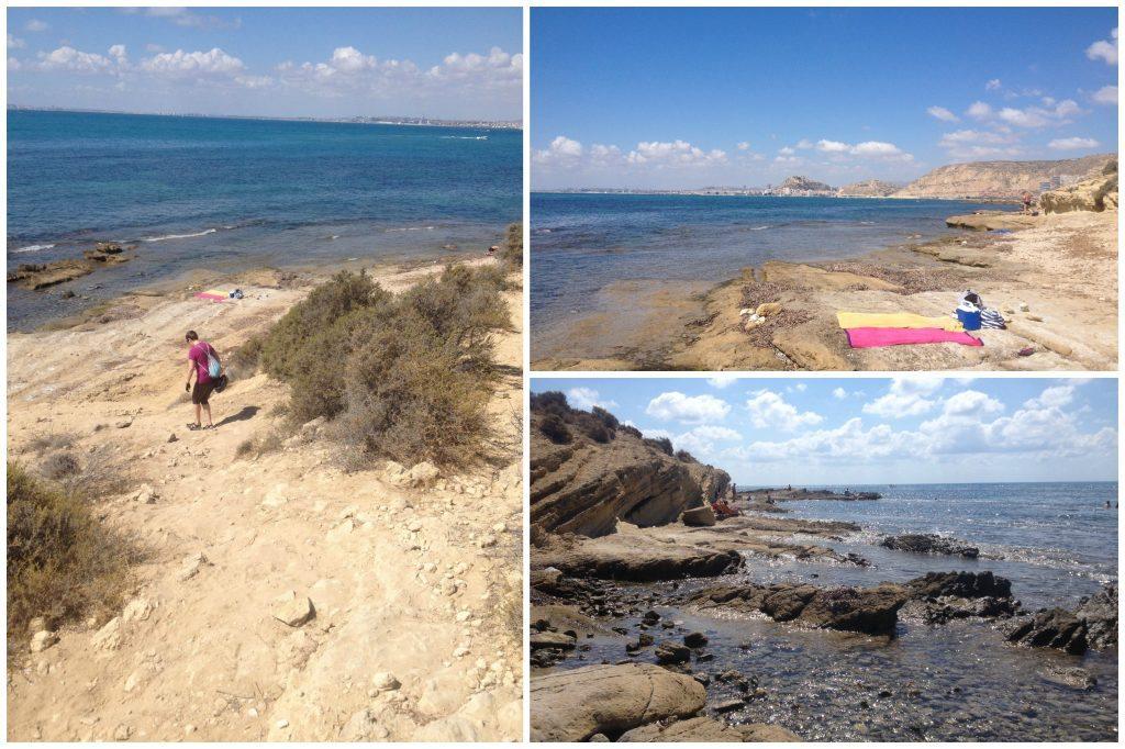 Cala dels Jueus Alicante