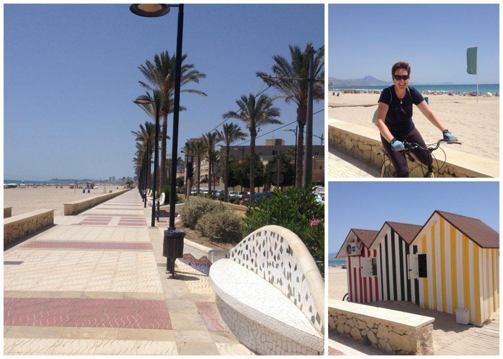 Costa Blanca beaches Spain