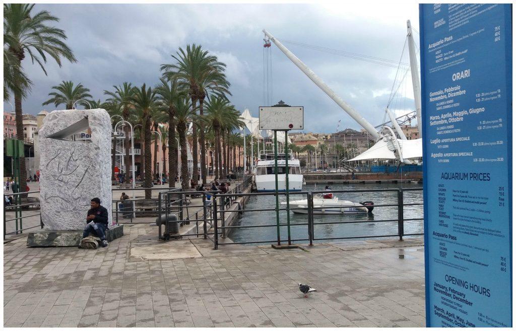 Genoa marina & Aquarium