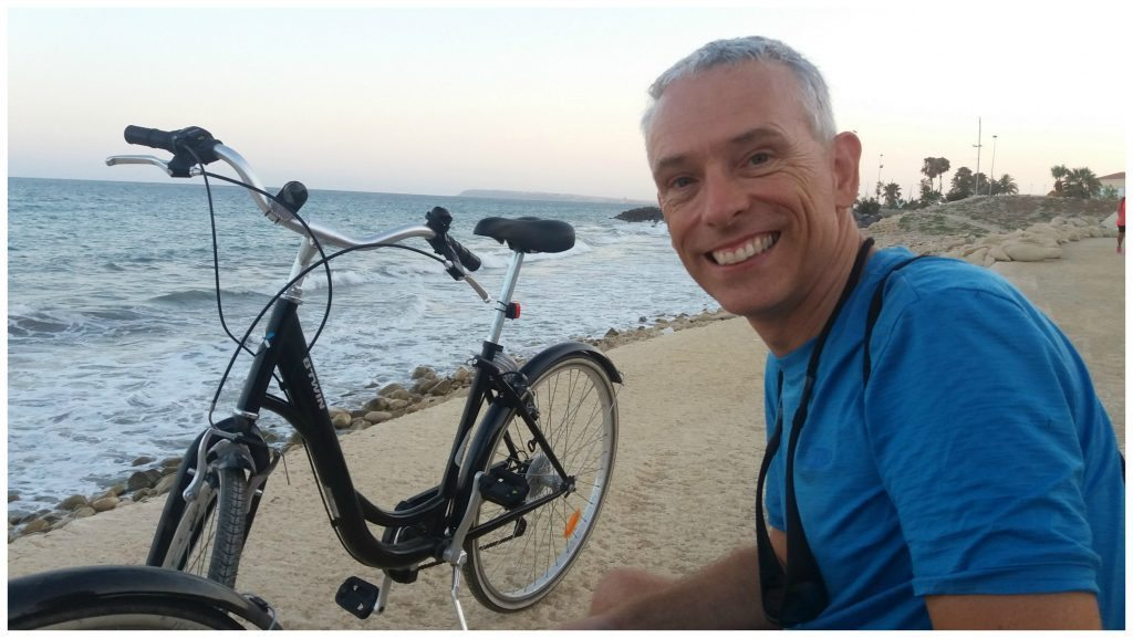 Getting around Alicante by bike