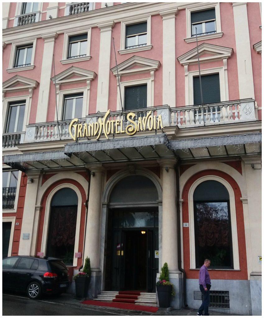 Grand Hotel Savoia Genoa