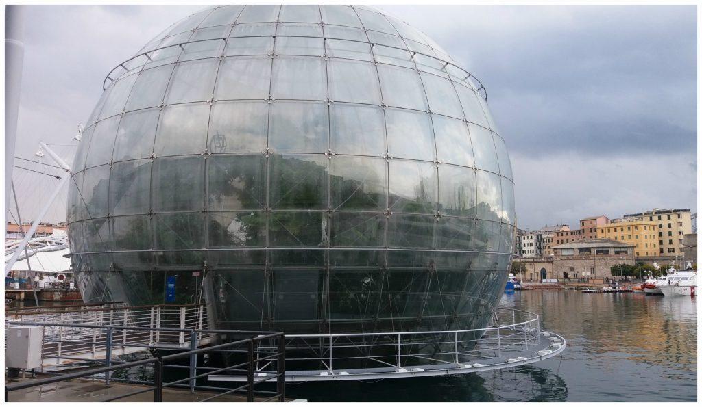 La Biosfera in Genoa
