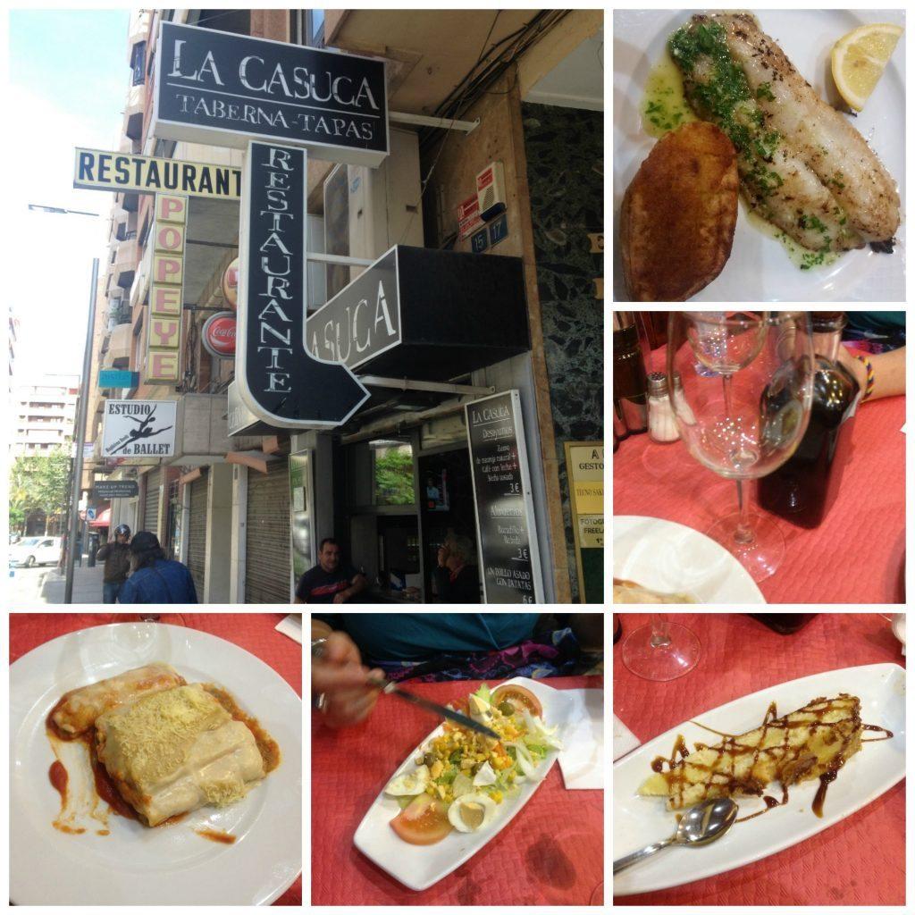 La Casuca Taberna restaurant Alicante