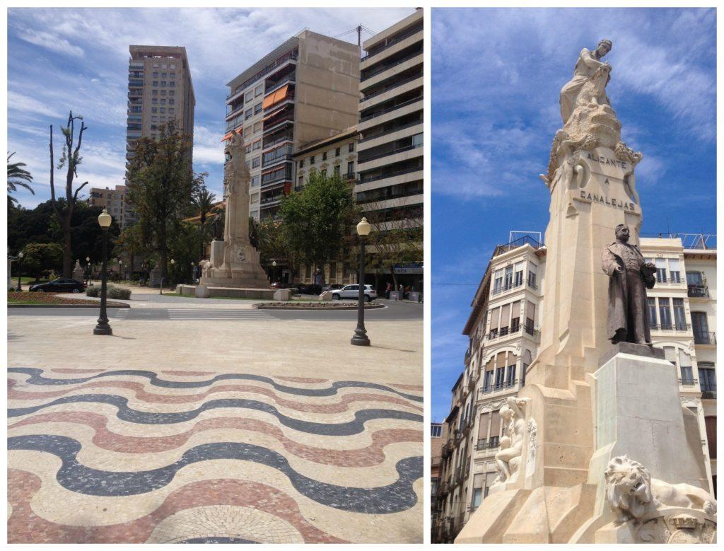 Passeig Esplanada d'Espanya