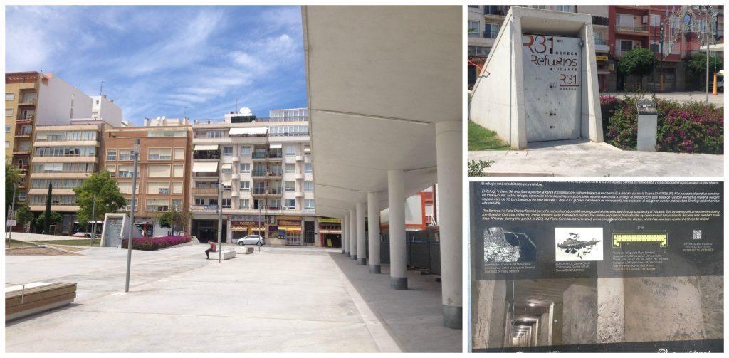 Plaza Séneca Alicante