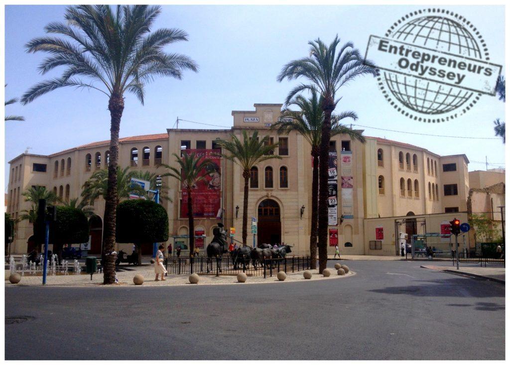 Plaza de toros Alicante