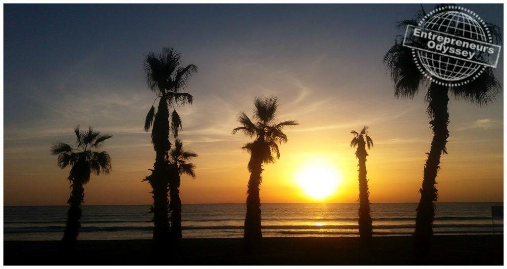 San Juan Beach Sunrise