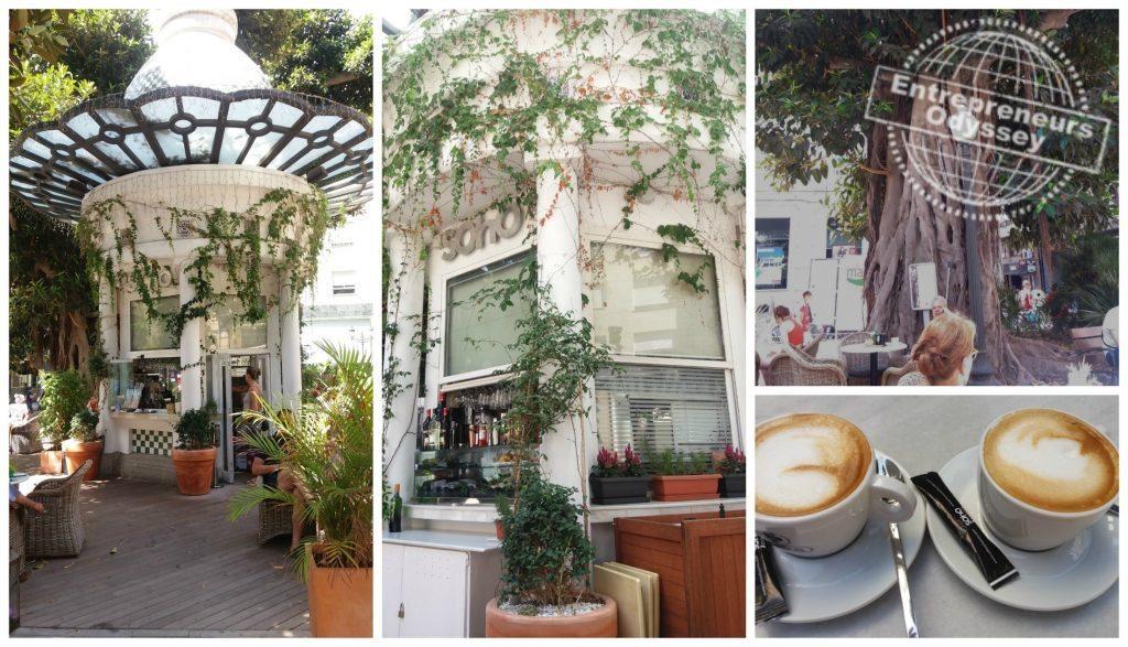 Soho Parc Cafe in Alicante