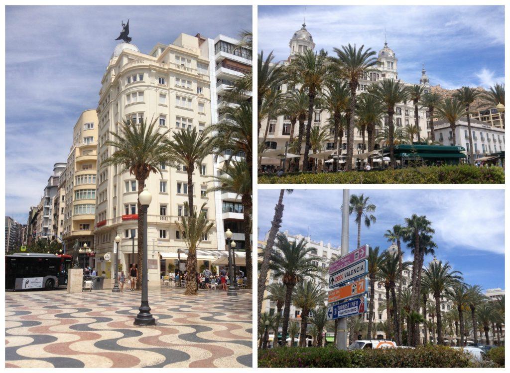 Stunning architecture in Alicante
