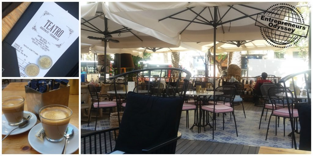 Teatro Bistrot Terrace Alicante
