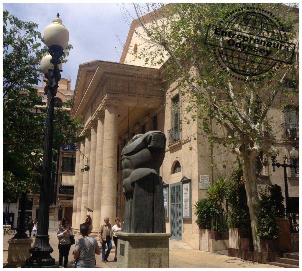 Teatro Principal de Alicante - Principal theater in Alicante