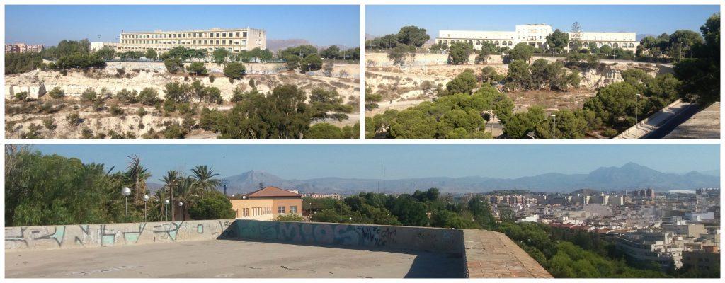 Views from Castillo De San Fernando