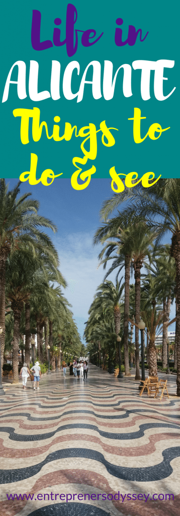 Life in Alicante - things to see & do