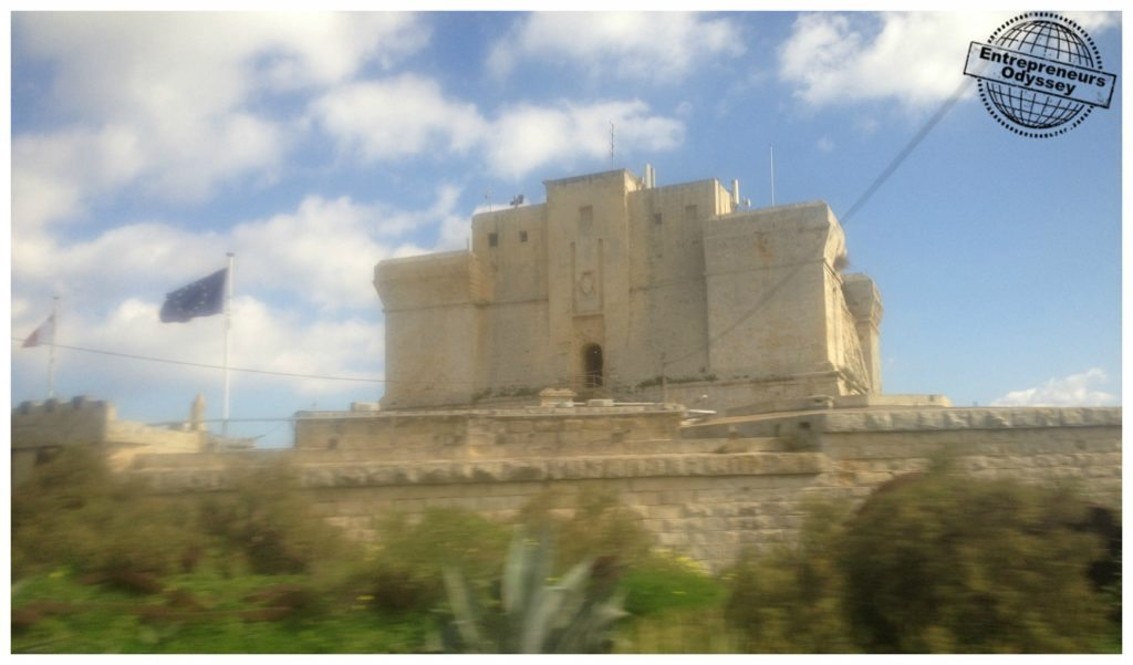 Fort San Lucian Marsaxlokk