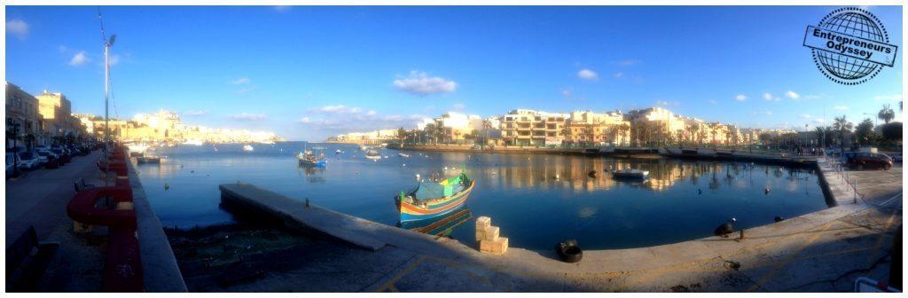 Marsascala in Malta
