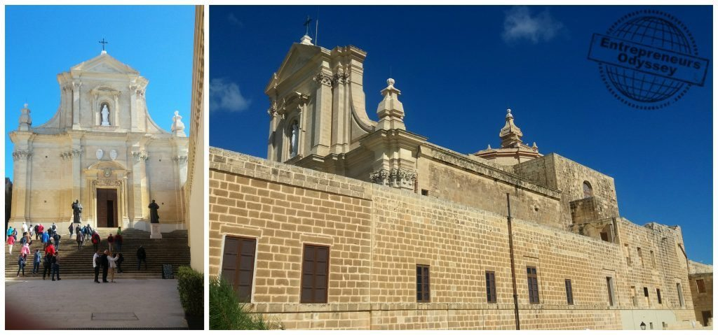 Cathedral of the assumption, Victoria Gozo