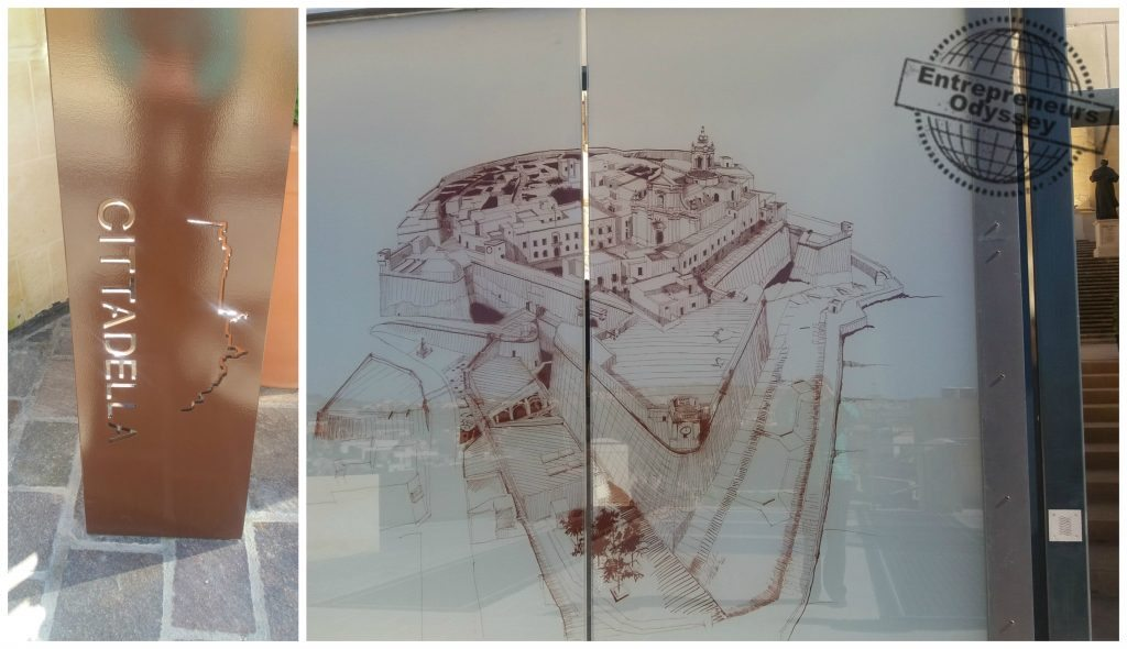 Citadella on Gozo