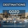 DESTINATIONS - Gozo Island in Malta